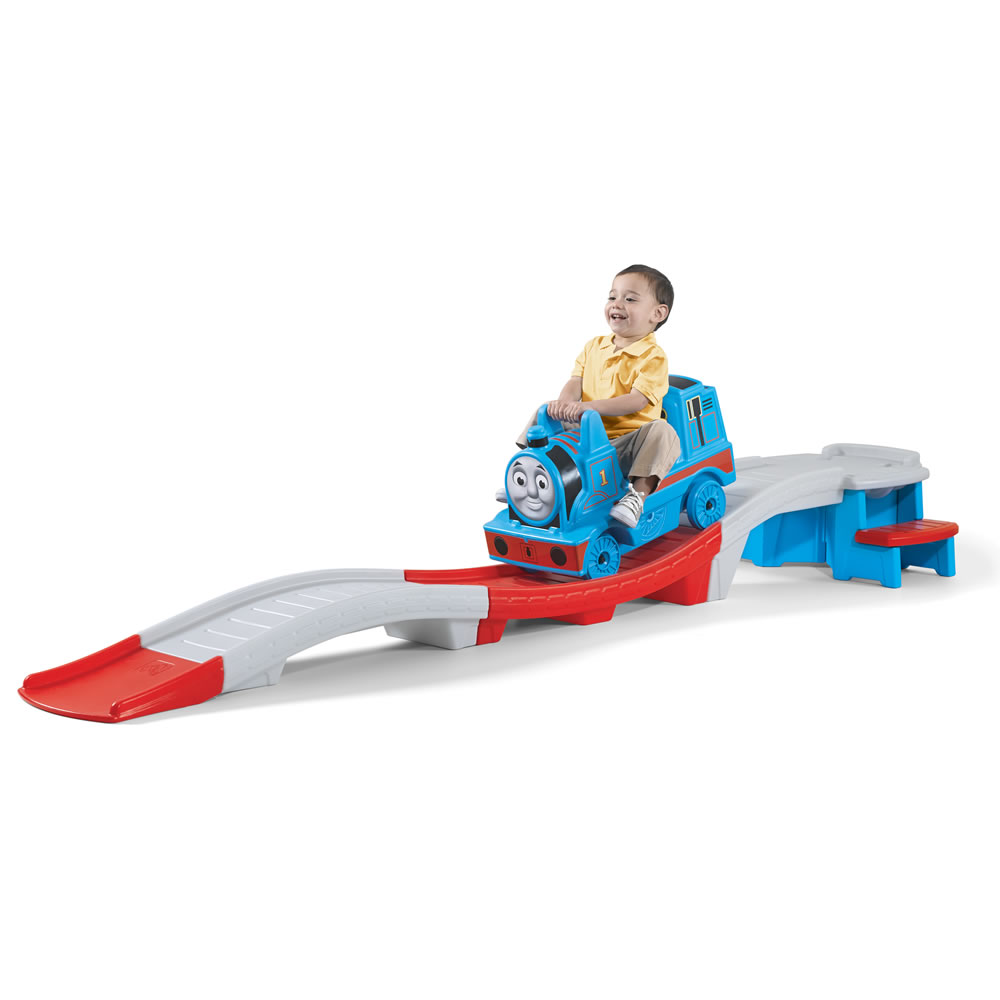 Thomas the Train Roller Coaster