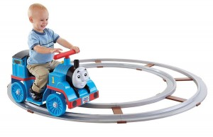 Thomas the train Rider