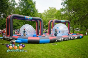 Zorb Ball Racers