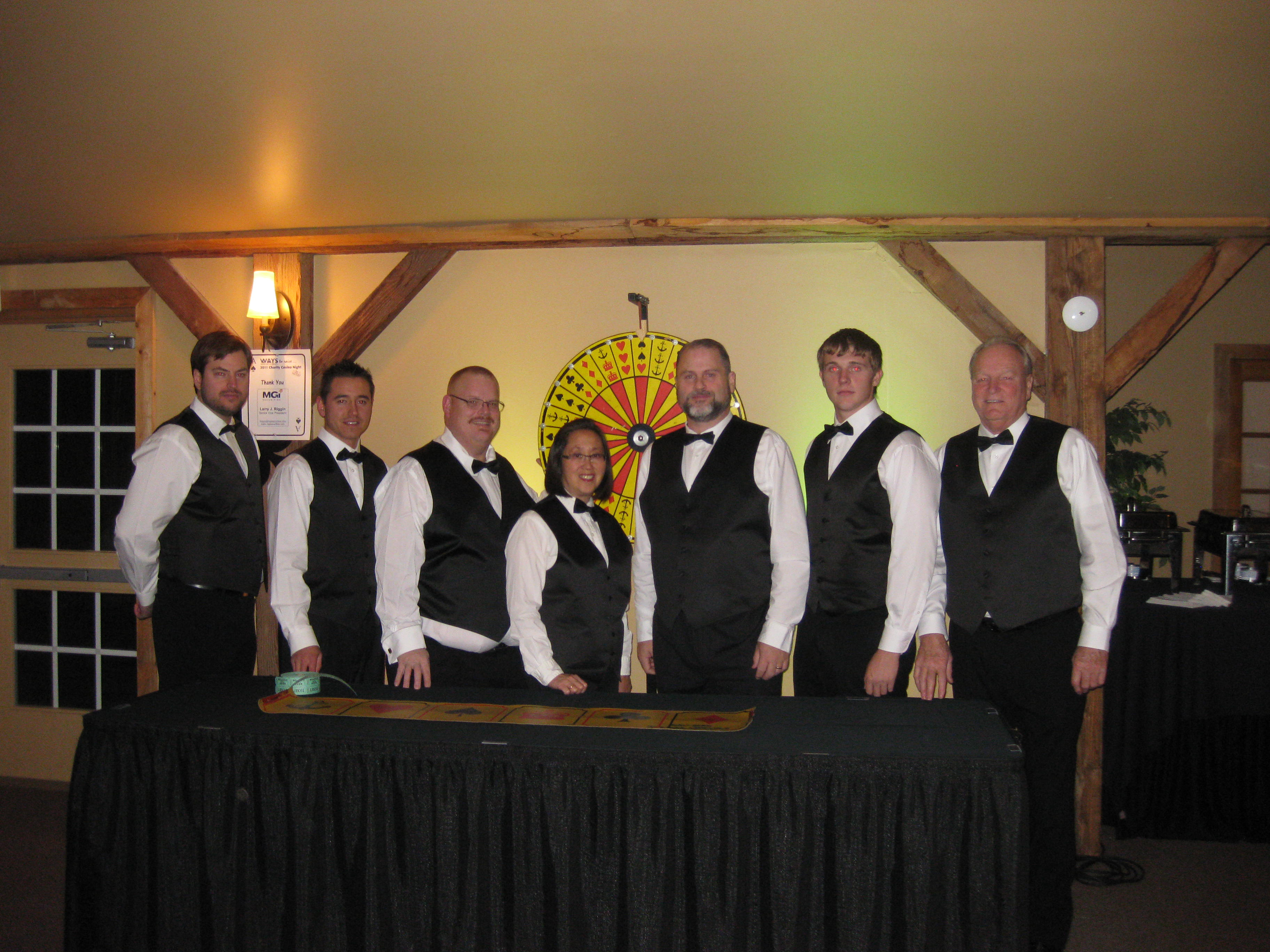 Casino Team