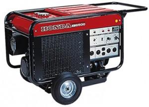 Honda Generator es6500