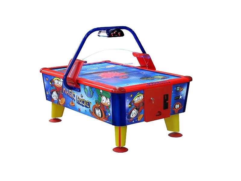 magic air hockey