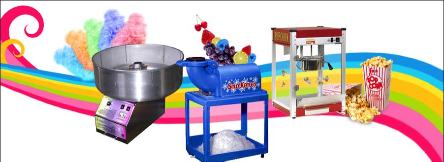 fun food machines