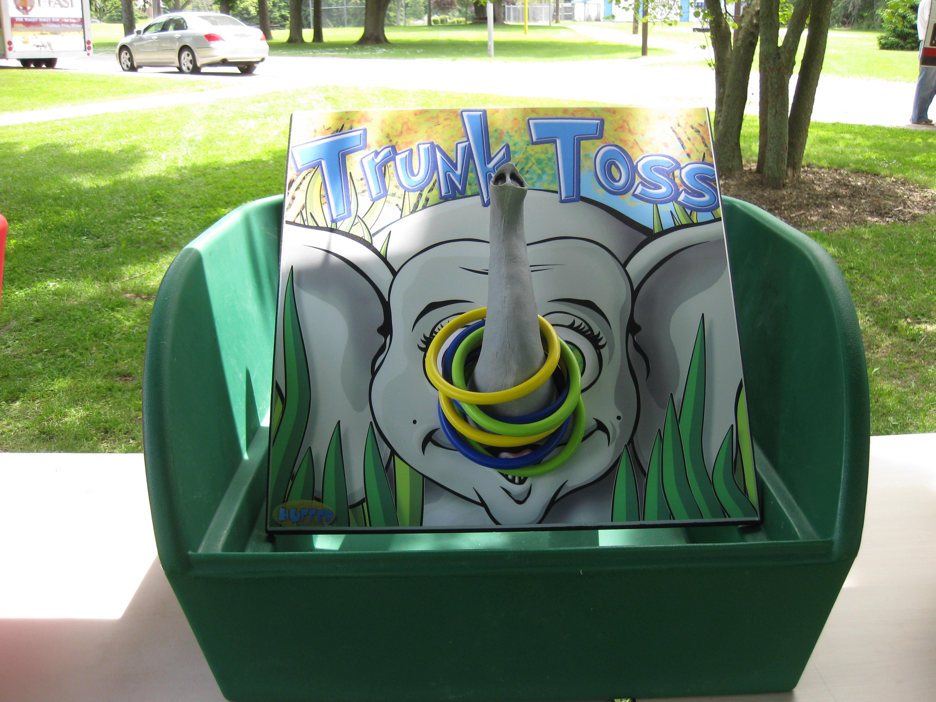 Elephant Trunk Toss