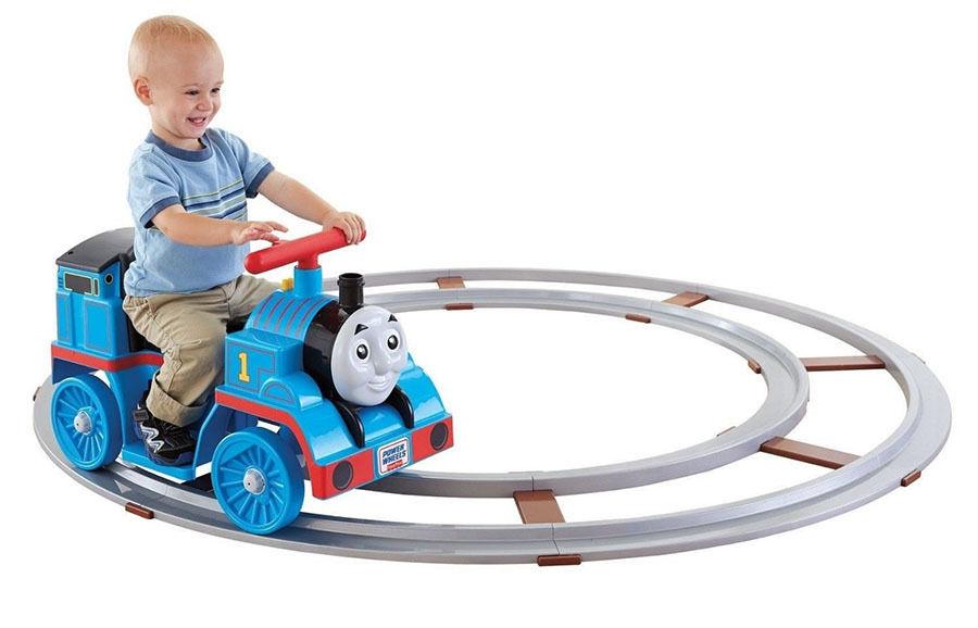 Thomas the train Rider