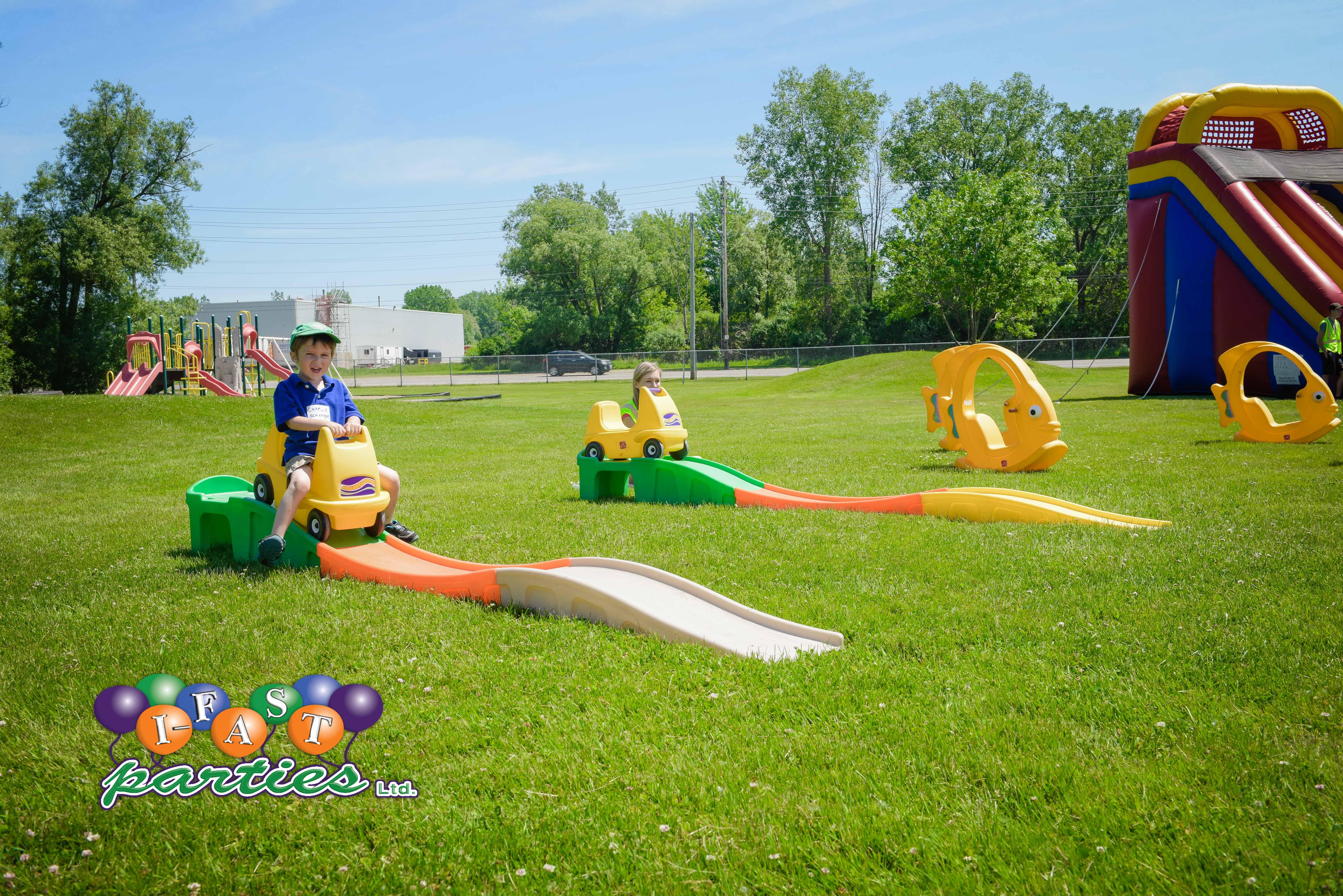 Toddler Roller Coaster