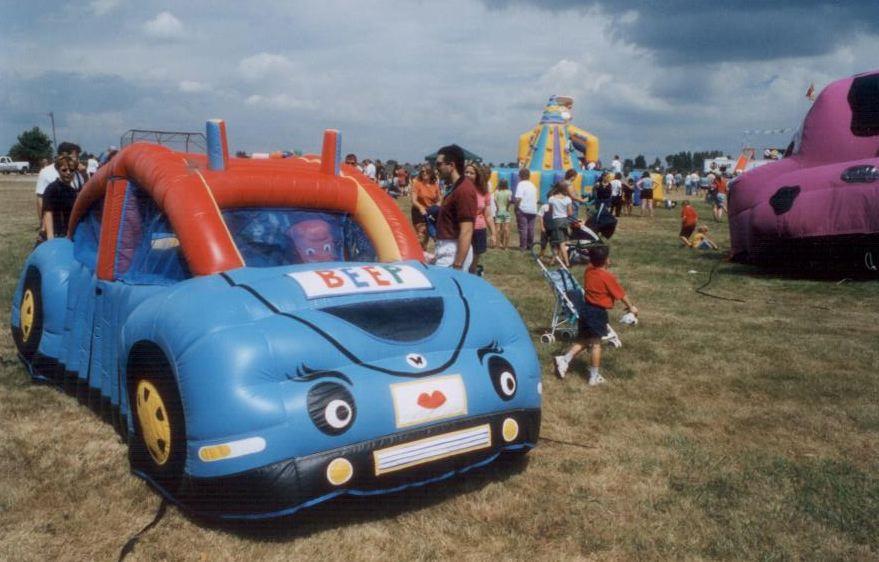 Ball Car