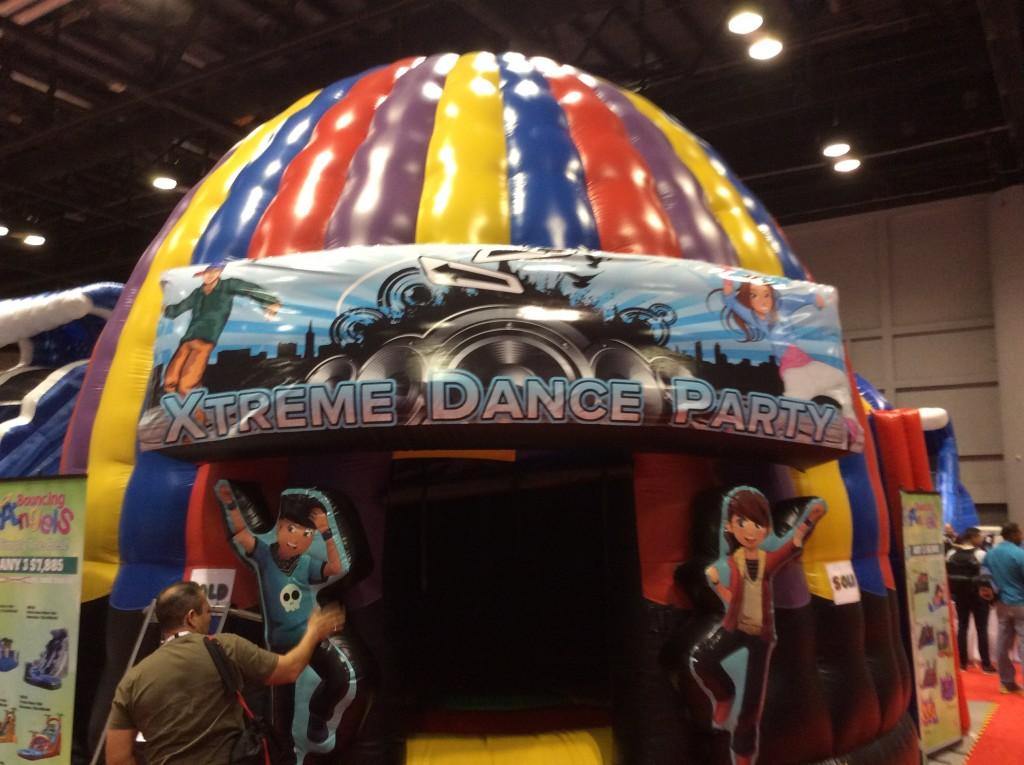 Xtreme Dance Party