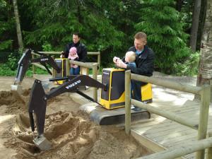 Hydraulic Excavator
