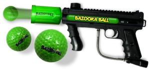 bazooka ball